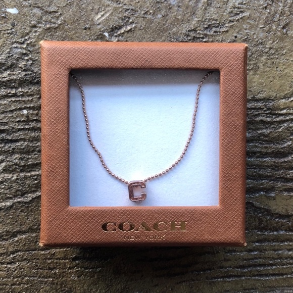 Coach Jewelry - Coach Necklace